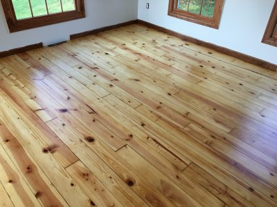 hardwood floor pictures rustic feel