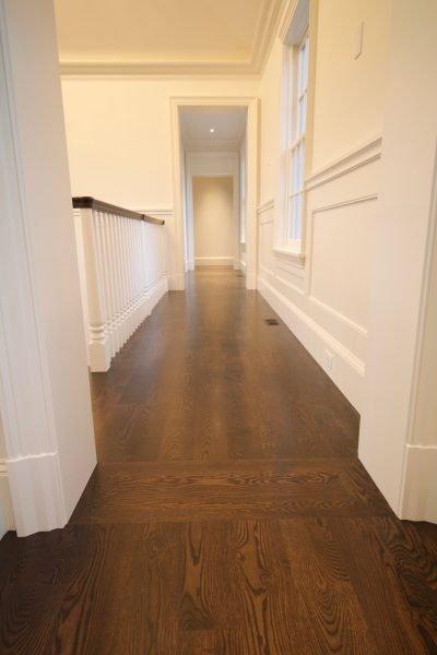 hardwood floor pictures - hallway